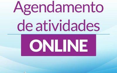 Agendamento de atividades on line – Clube Araraquarense!Araraquara News!