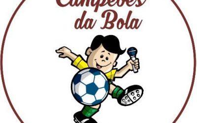 Os Campeões da Bola estão no AR nesta 5ª Feira (06/08/2020) com mais uma edição da JANELA ESPORTIVA!