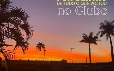 Fique por dentro de tudo o que voltou no Clube Araraquarense!Araraquara News!