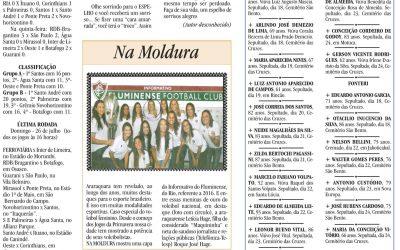 ESPORTES – JORNAL DE ARARAQUARA – 25/07/2020!