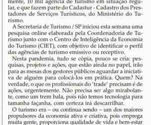 Artigo deste 24/07 sexta-feira, na Folha da Cidade, teve chamada de capa, com foto do Pinheirinho de Alceu Patricio!