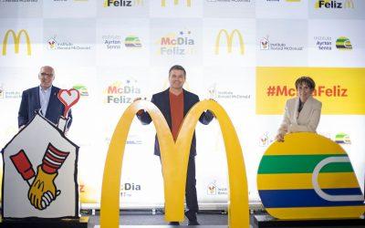 McDia Feliz 2020 será realizado em 21 de novembro!