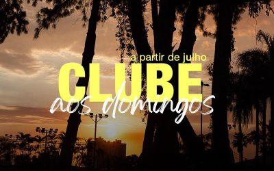 Clube Araraquarense retorna com atividades esportivas à partir de Julho 2020!Araraquara News!