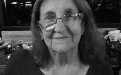 Descanse em paz Vilma Vittoretto!