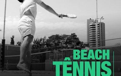 Estão abertas matrículas para aulas de Beach Tênnis no Clube Araraquarense!