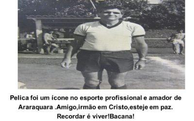 Reminiscencias Esportivas de 11/08/2020 – Terca-feira na Folha da Cidade de Araraquara!