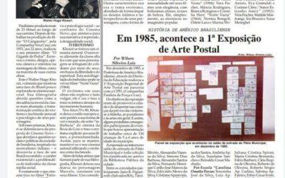Esporte,Cultura e Cia, Folha da Cidade , Terca feira 11/08/2020!