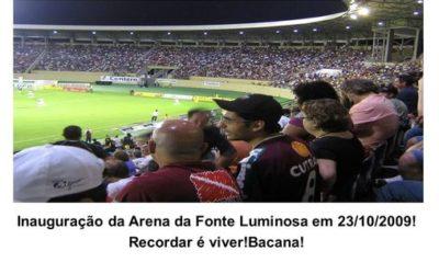 Reminiscencias Esportivas de 12/08/2020 – Quarta-feira na Folha da Cidade de Araraquara!