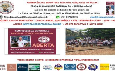 Foto Destak de 13/08/2020 – Quinta – feira , na Folha da Cidade de Araraquara!
