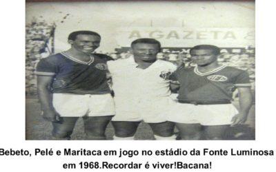 Reminiscencias Esportivas de 13/08/2020 – Quinta-feira na Folha da Cidade de Araraquara!