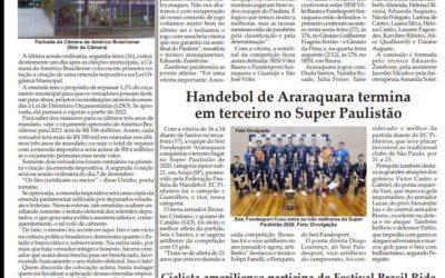Esporte , Cultura e Cia – Folha da Cidade – 24/11/2020!